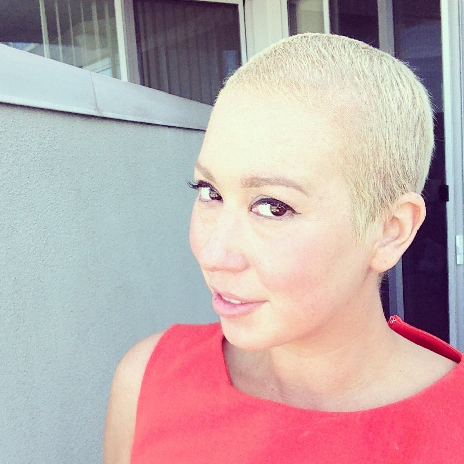 The Best Hairstyles For Growing Out Your Hair After Chemo Hair Pictures