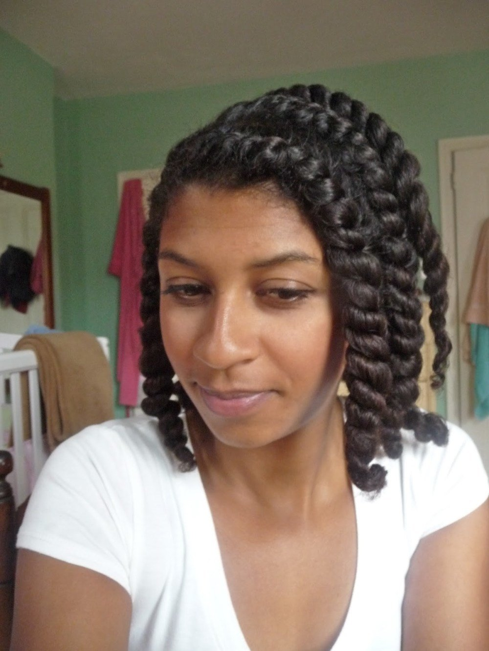 The Best Afro Hair Care Secrets How To Achieve Sleek Chunky Twist Pictures