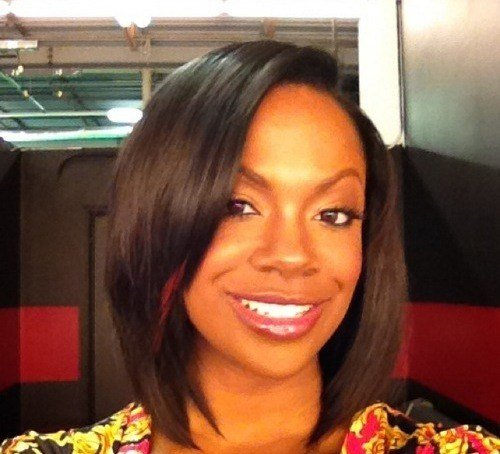 The Best Kandi Burruss Addresses Two Faced Claims Rolling Out Pictures