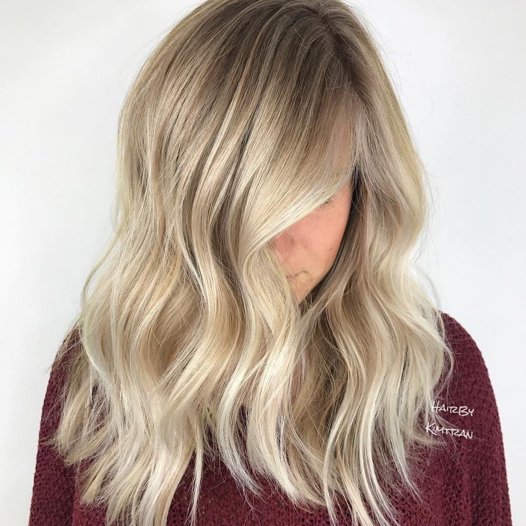 The Best 7 Warm Toned Blonde Hair Colors From Honey To Bronde Pictures