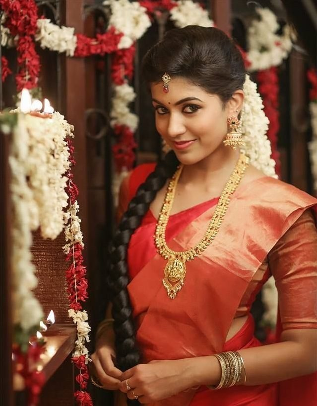 The Best South Indian Bride Hairstyle Ideas Top Best South Indian Pictures