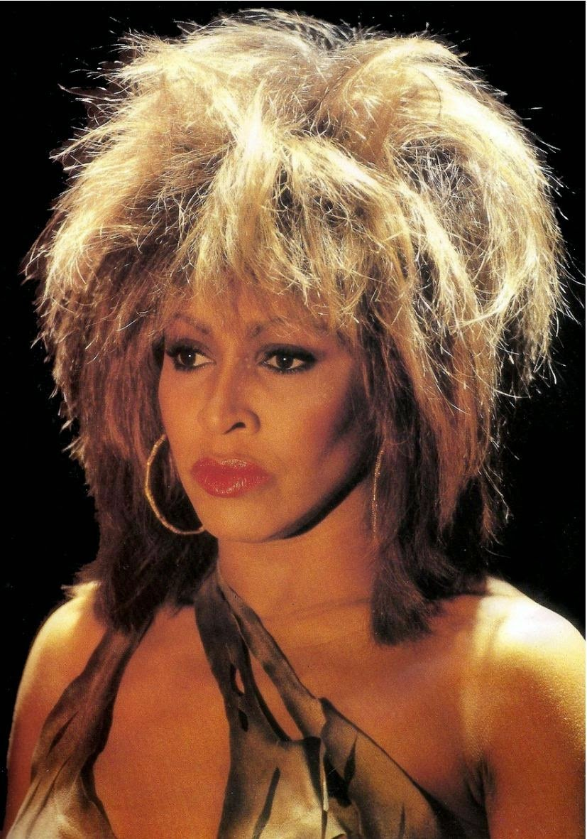 The Best Top Of The Pops 80S Tina Turner 1984 Uk Tour Programme Pictures
