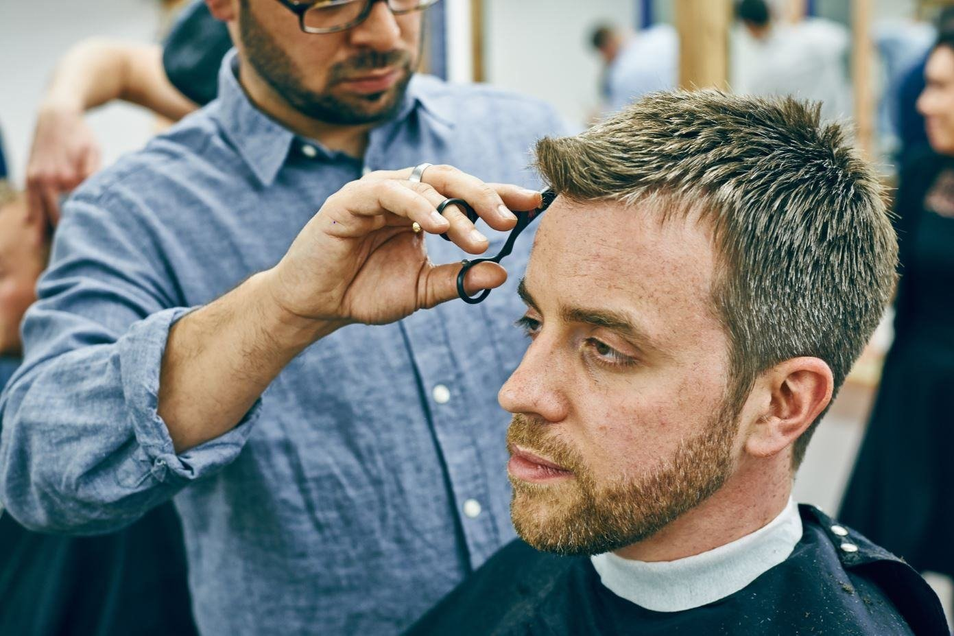 The Best London School Of Barbering Free Haircuts Brokeinlondon Pictures