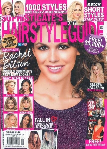 The Best Sophisticate S Hairstyle Guide Magazine Subscription Pictures