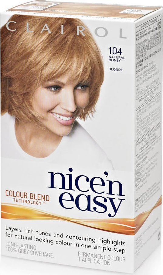 The Best Clairol Nice N Easy 8G Former 104 Honey Blonde Compare Pictures