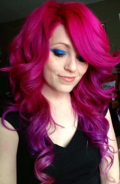 The Best 10 Cool And Funky Hair Colors To Try Out Pictures