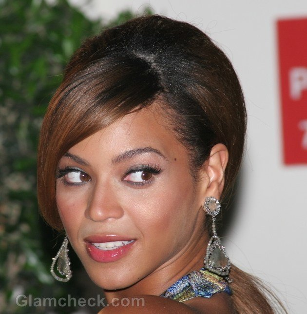 The Best Beyonce Hairstyles Updos And Ponytails Pictures