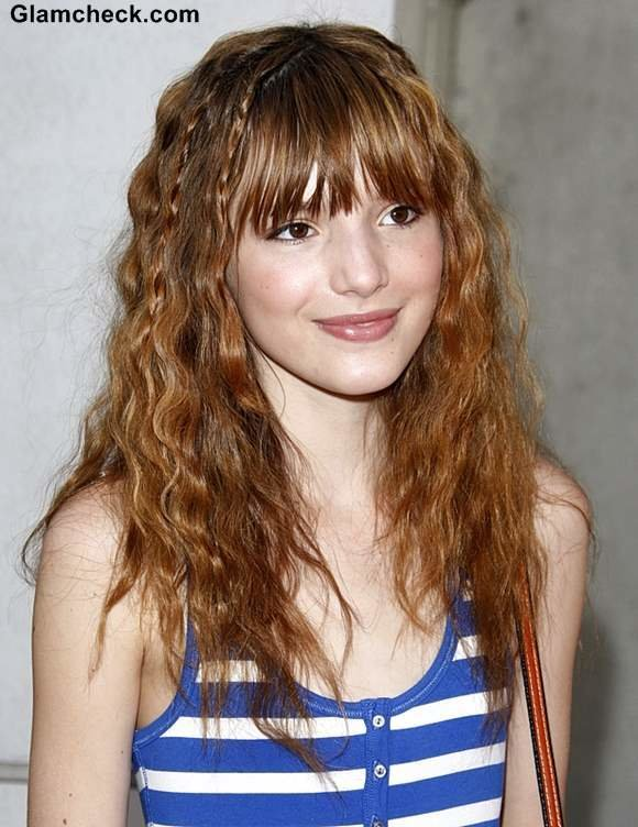 The Best Bella Thorne Inspired Fun Hairstyles For Little Teenage Girls Pictures