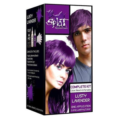 The Best Splat Rebellious Colors Semi Permanent Hair Dye L*Sty Pictures