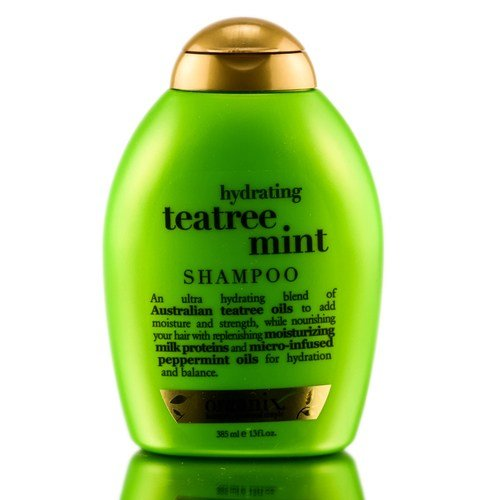 The Best Organix Hydrating Teatree Mint Shampoo Sleekshop Com Pictures