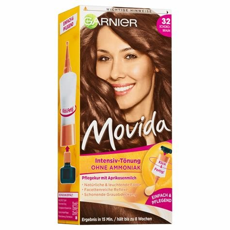 The Best Garnier Movida 32 Chocolate Brown Semi Permanent Hair Pictures