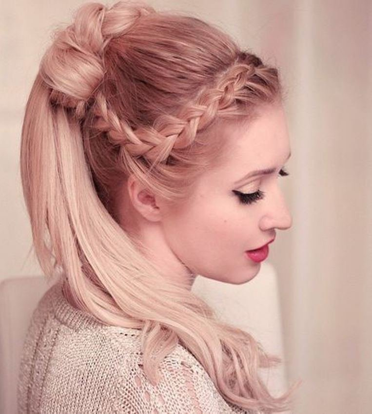 The Best Hairstyles Of Medium Hair For Girls 2016 Style Pk Pictures