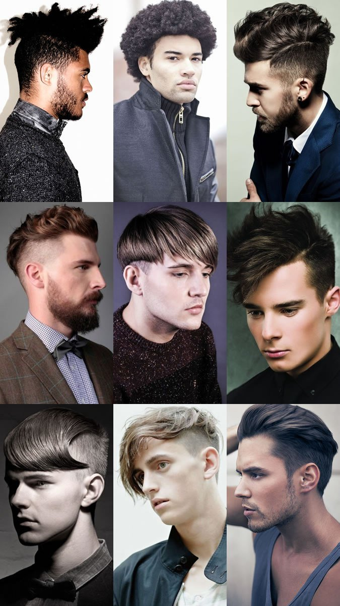 The Best Get The Right Haircut Key Men's Hairdressing Terminology Fashionbeans Pictures