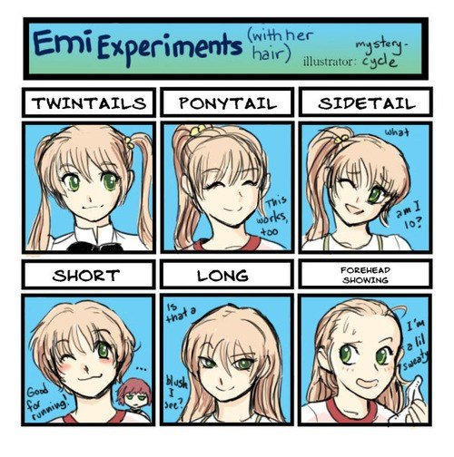 The Best 93842557 Added By Motherfuckingkenji At Anime Hairstyles Pictures