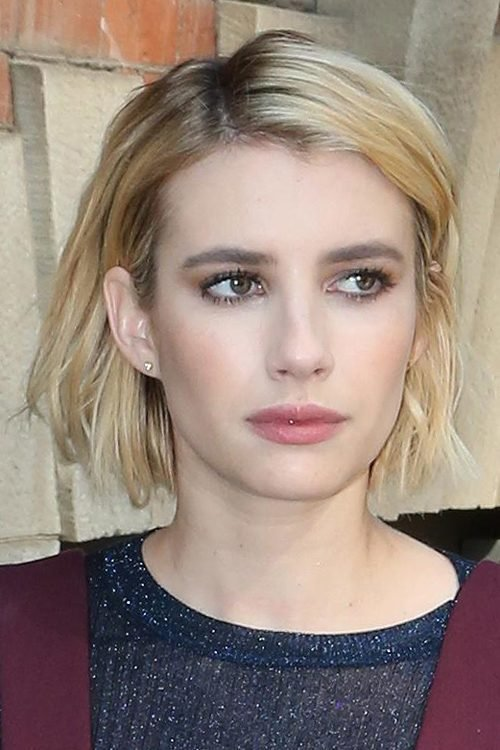 The Best Emma Roberts Hairstyles Hair Colors Steal Her Style Pictures
