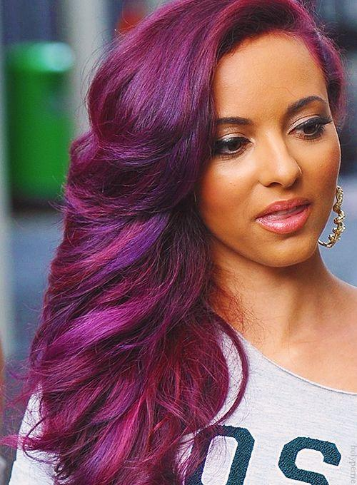 The Best In Love With Magenta Hair Colors The Haircut Web Pictures