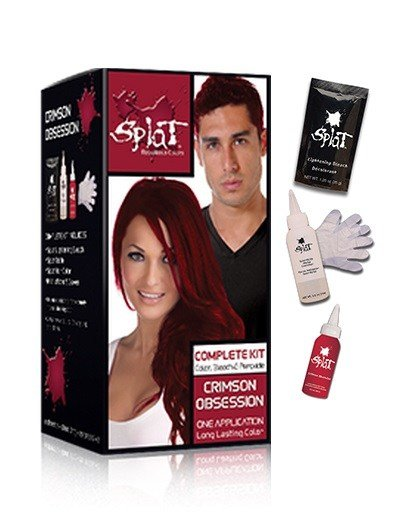 The Best Splat Rebellious Colors Semi Permanent Complete Kit Ombre Hair Dye Ebay Pictures
