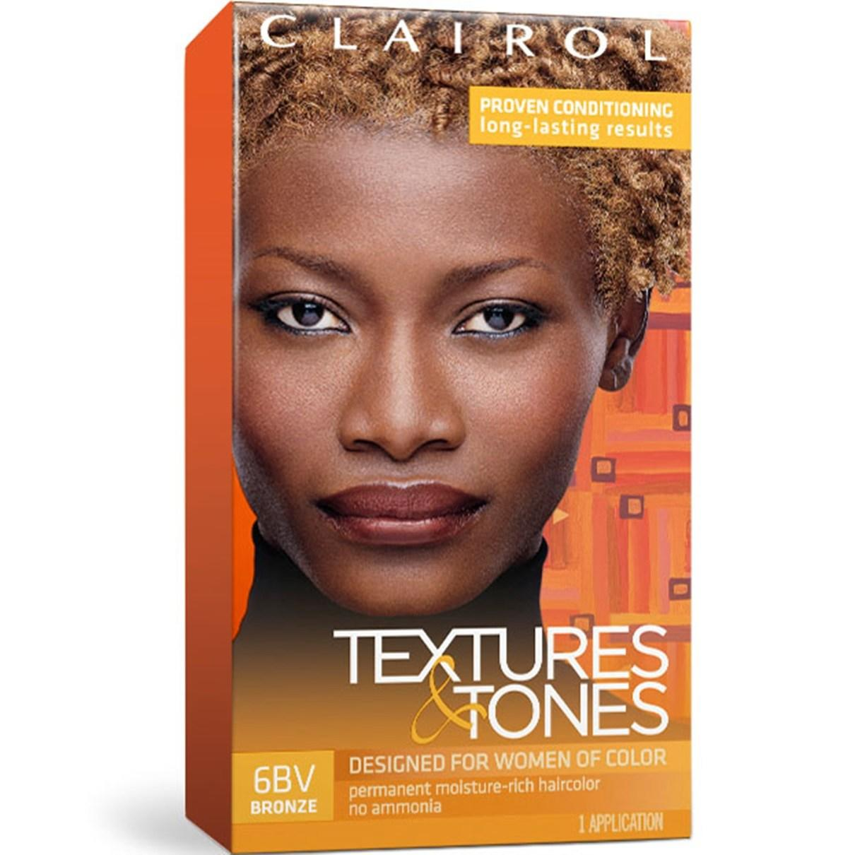 The Best Clairol Textures Tones Permanent Hair Color Dye Kit 1 Pictures