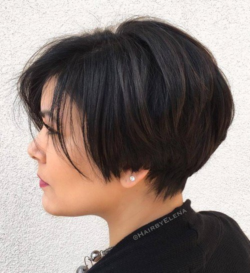 The Best 50 Classy Short Hairstyles For Thick Hair The Fashionaholic Pictures