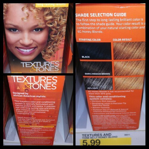 The Best Product Review Clairol's Texture Tones Thegreenevademecum Pictures