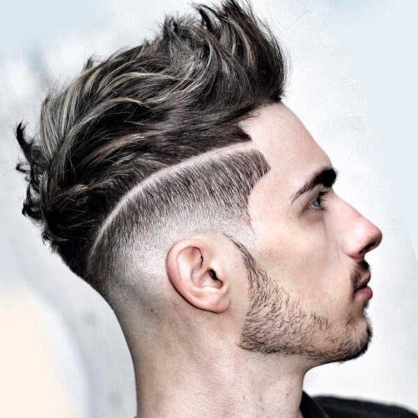 The Best Undercut Hairstyle For Men – Super Cool Ideas For A Truly Masculine Look Pictures