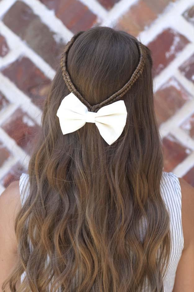 The Best 41 Diy Cool Easy Hairstyles That Real People Can Actually Do At Home Pictures