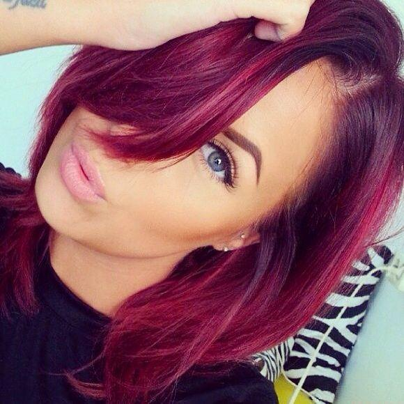 The Best Awesome Magenta Hair Shades The Haircut Web Pictures