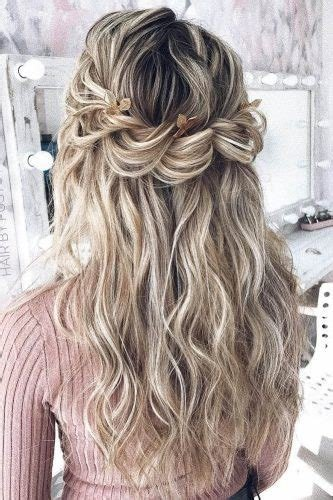 The Best 36 Chic And Easy Wedding Guest Hairstyles Page 6 Of 7 Pictures