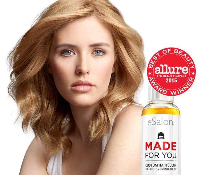 The Best Esalon Com Custom Formulated Hair Color Pictures