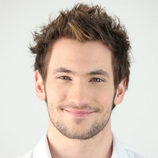 The Best Top Five Hairstyles For Men Hubpages Pictures