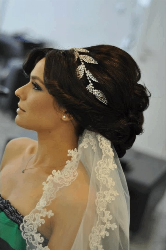 The Best Wedding Hairstyles For Long Hair Wedding Destination Pictures