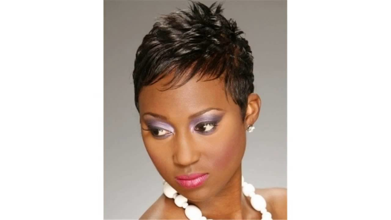 The Best African American Short Haircuts For Thin Hair Hair Pictures