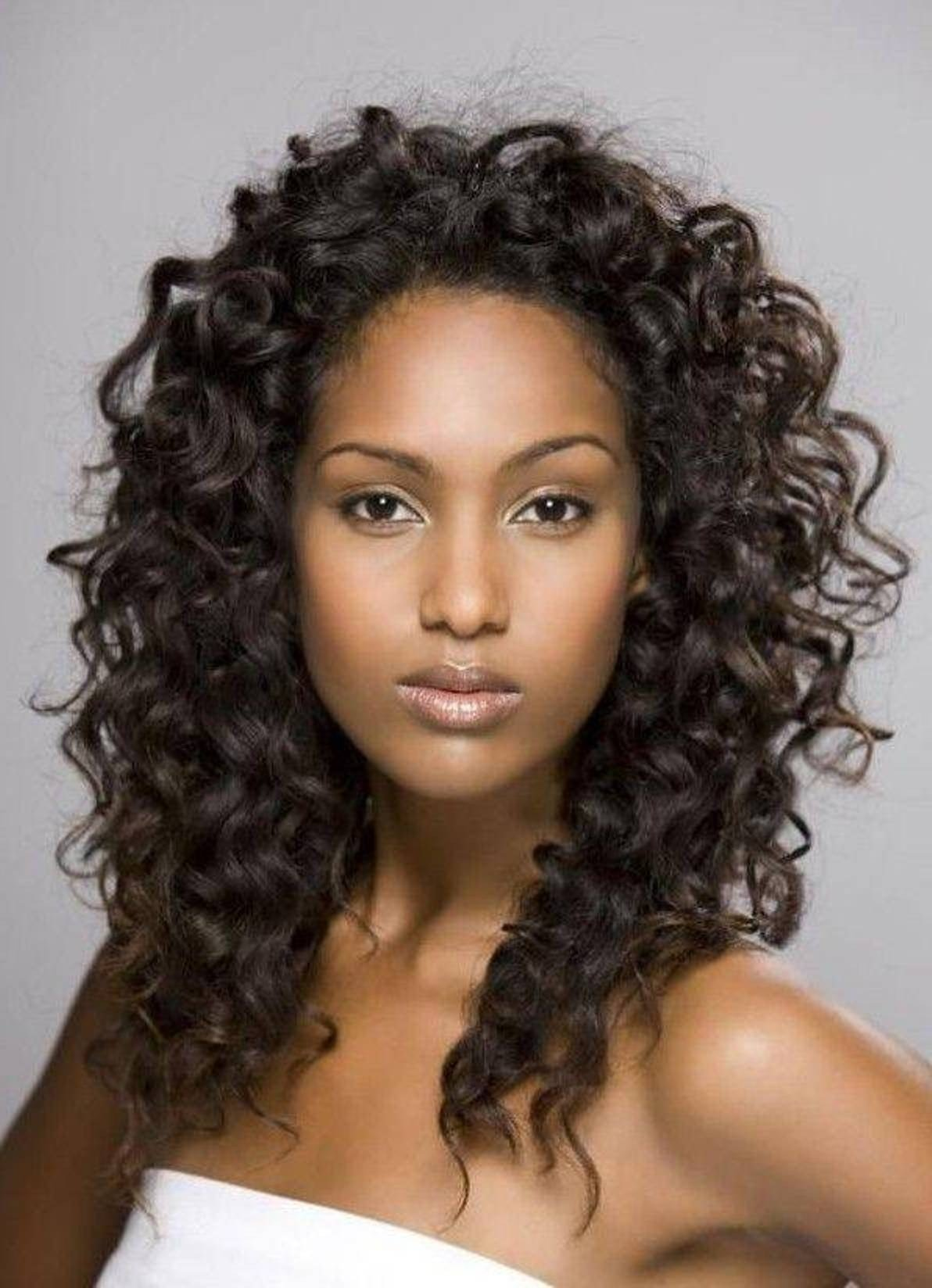 The Best African American Wedding Hairstyles For Medium Length Hair Pictures