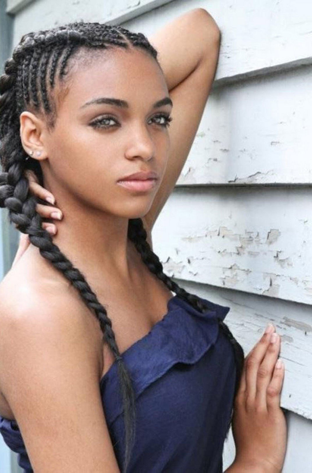 The Best Black People Hairstyles For Girls Hairstyle For Women Man Pictures