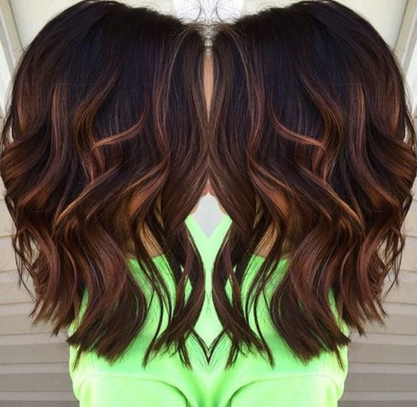 The Best Stunning Fall Hair Colors Ideas For Brunettes 2017 30 Pictures