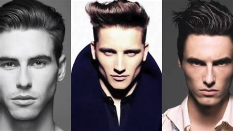 The Best Long And Short Hairstyles For Men According To Face Shape Pictures