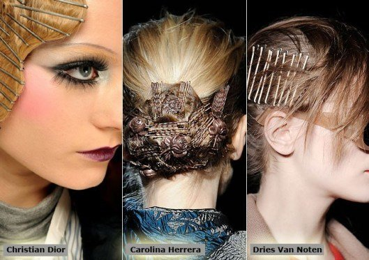 The Best Wearable Runway Hairstyles For 2012 Fashion Is A B*Tch Pictures