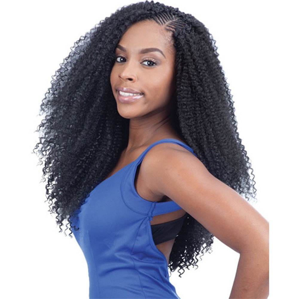 The Best Freetress Braids – K*Nky Bohemian Braid Braided Weave Pictures