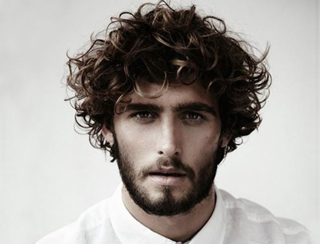 The Best 55 Men S Curly Hairstyle Ideas Photos Inspirations Pictures