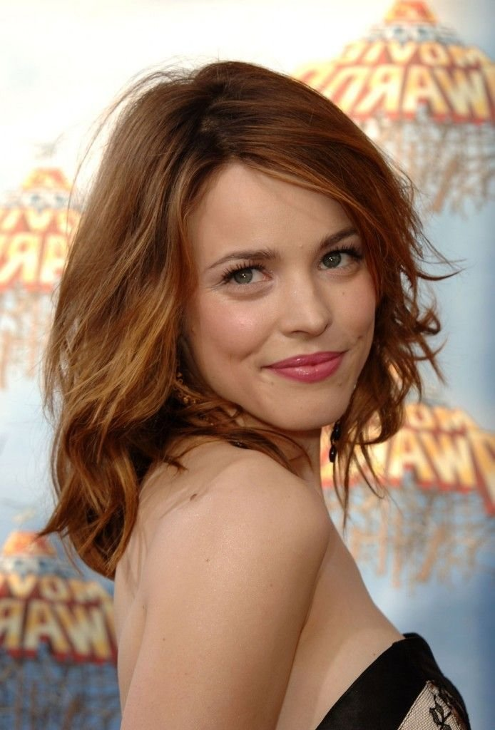 The Best Rachel Mcadams Hairstyles Hairstylo Pictures
