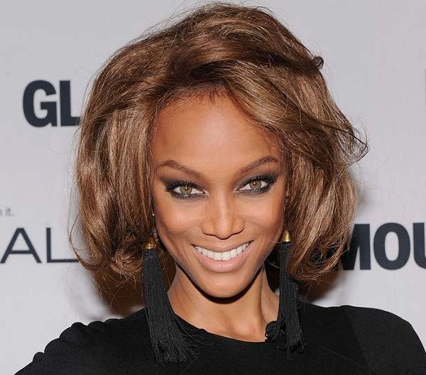 The Best Tyra Banks Hairstyles Hairstylo Pictures