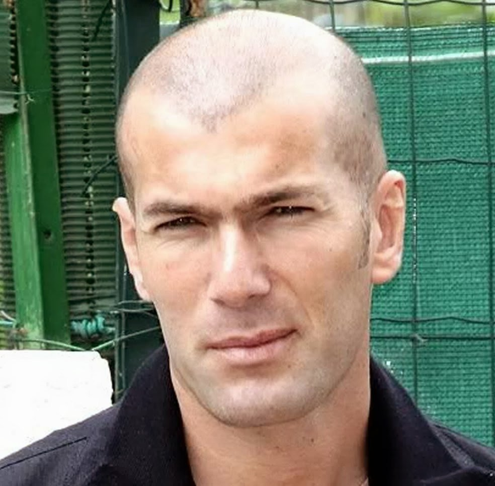 The Best Men Who Rock A Shaved Head Look Hairstylo Pictures
