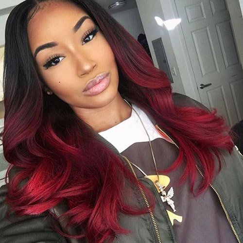 The Best Best Ombre Hair 41 Vibrant Ombre Hair Color Ideas Love Pictures