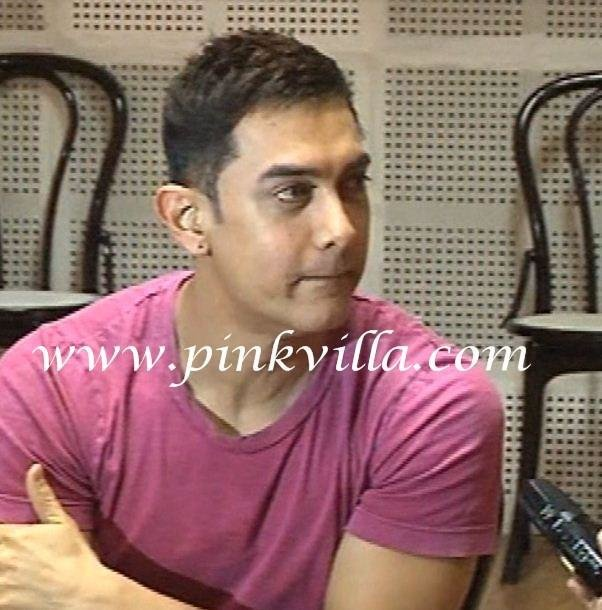 The Best Aamir Khan S Dhoom 3 Look Revealed Pinkvilla Pictures