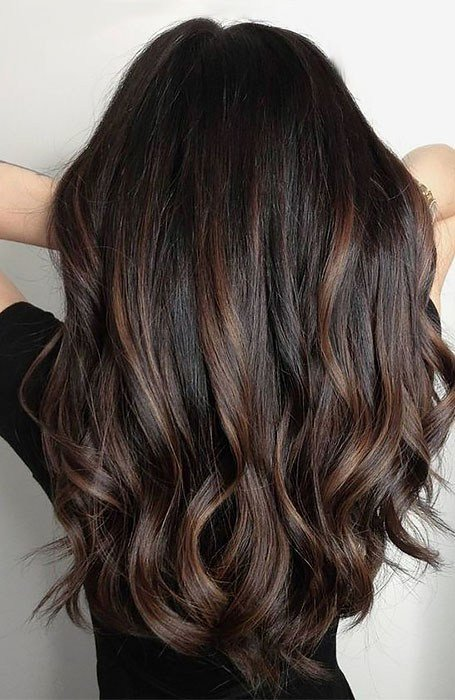 The Best 25 S*Xy Black Hair With Highlights You Need To Try The Pictures