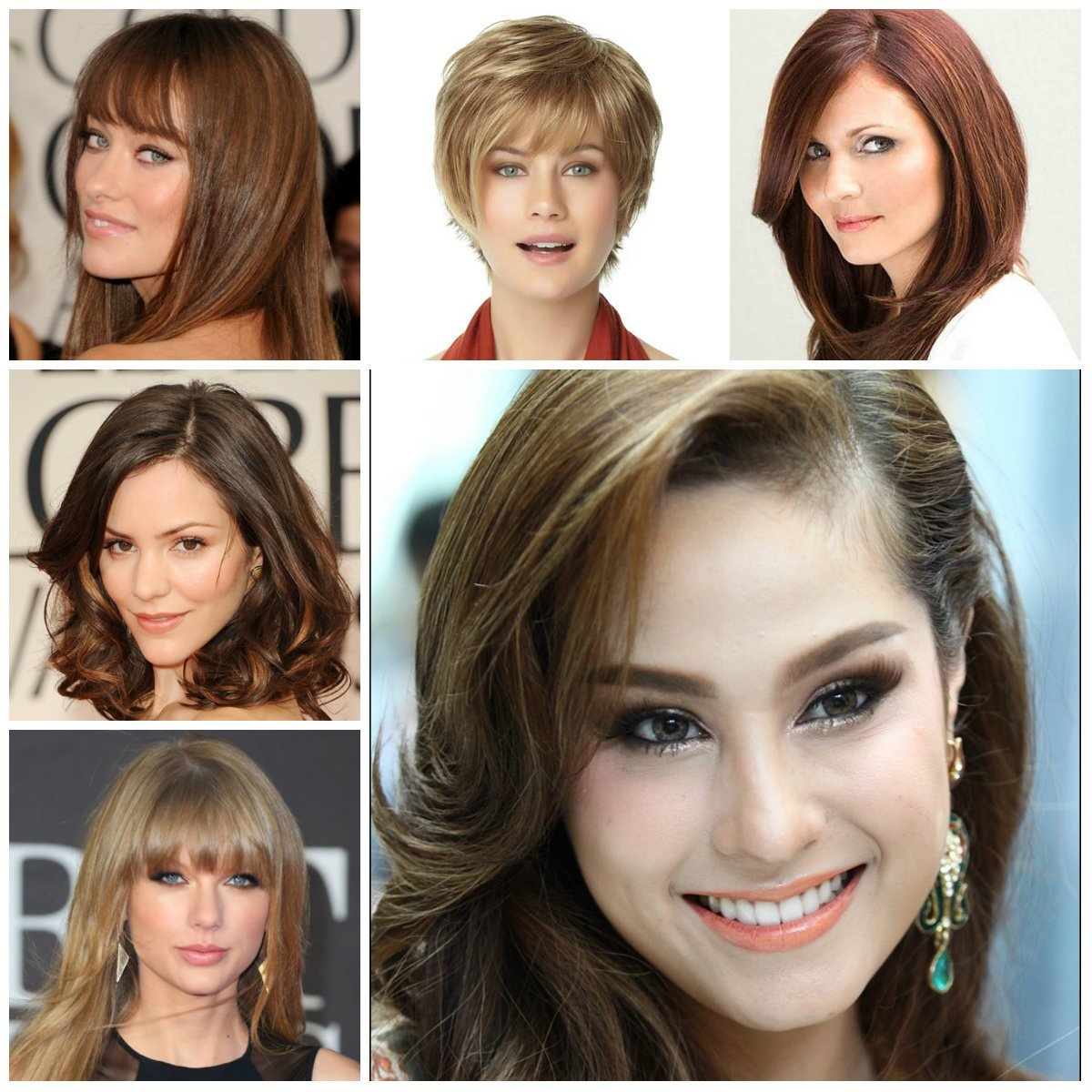 The Best Hairstyles According To Face Shape That Makes Everyone Pictures