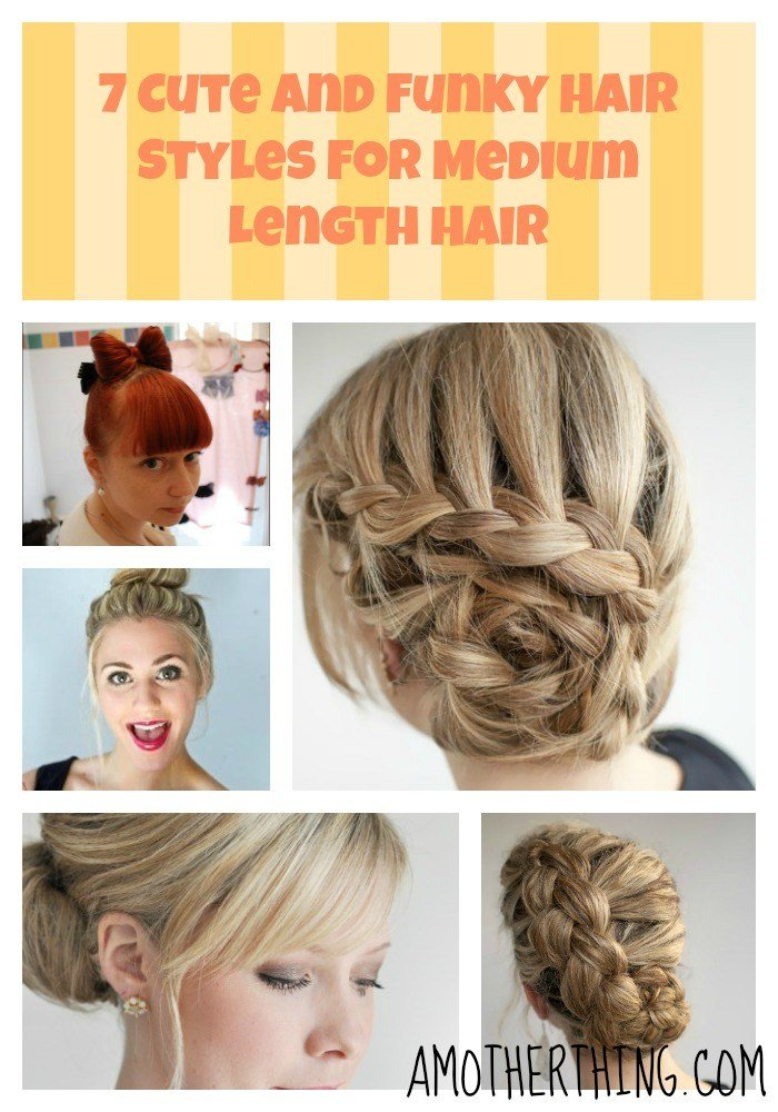 The Best 7 Cute And Funky Hair Styles To Try Pictures