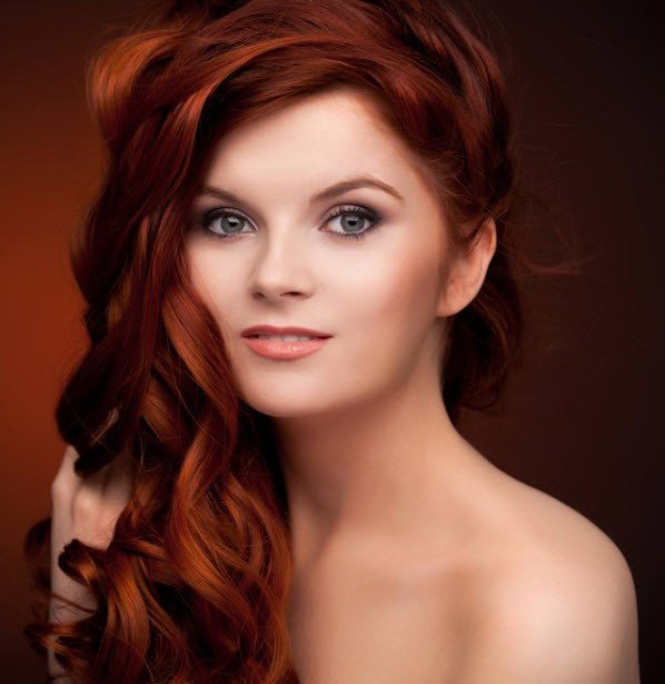 The Best How To Choose The Right Red Hair Color For You Pictures