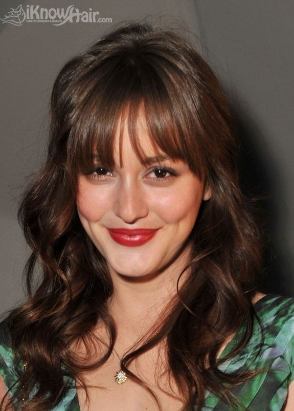 The Best Leighton Meester Hair Leighton Meester Hairstyles Pictures