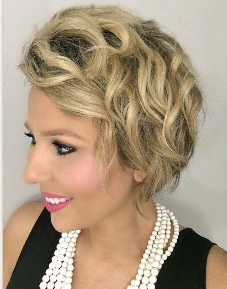The Best Chemo Regrowth How To Style Your Short Hair My Cancer Chic Pictures